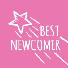 Best Newcomer Award - Kent Wedding Awards