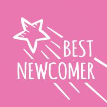 Best Newcomer Award - Kent Wedding Awards