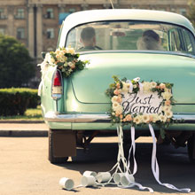 Stylish Arrival Award – Wedding Transport - Kent Wedding Awards